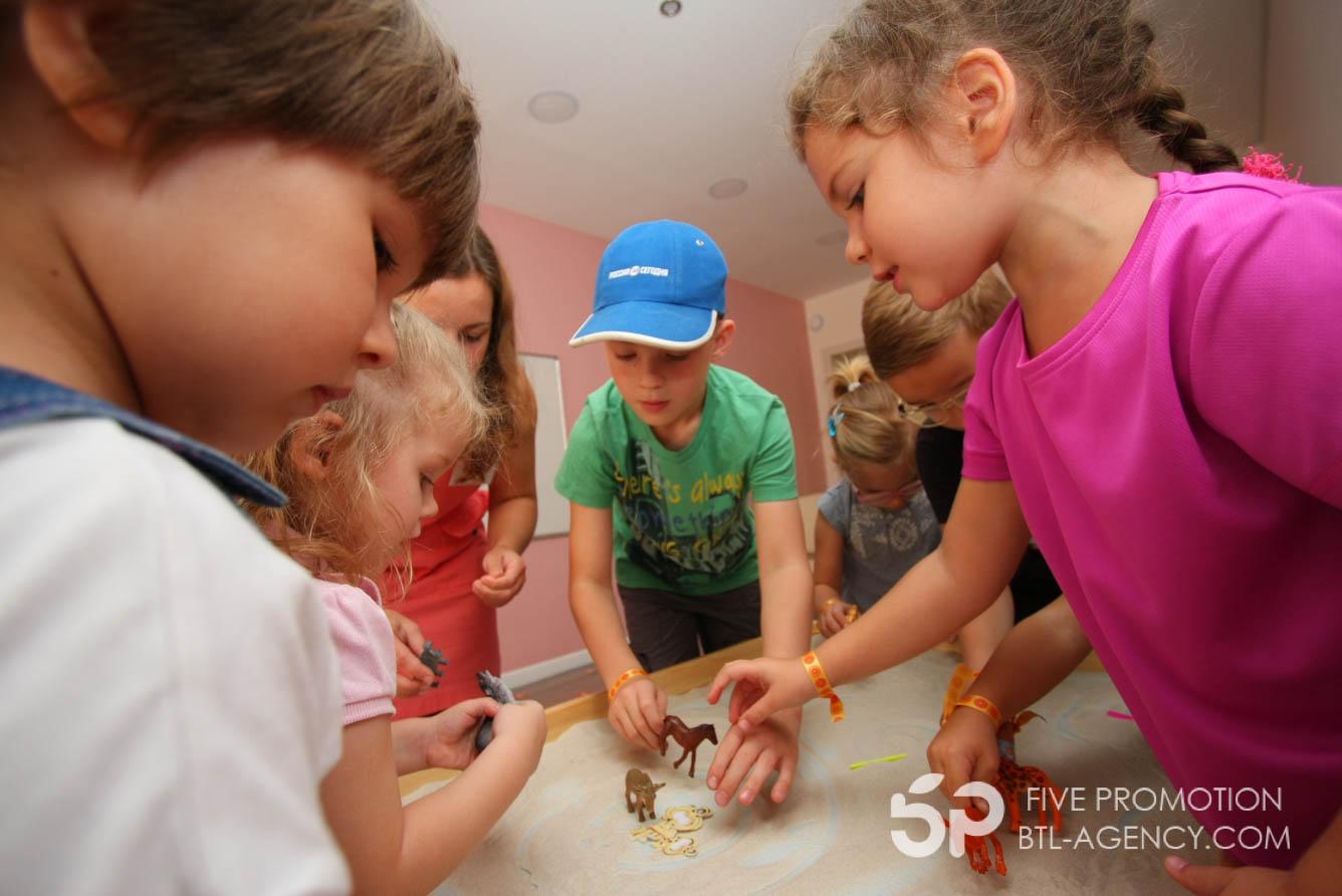 , Праздничное открытие детского развивающего центра Инглиш Стар