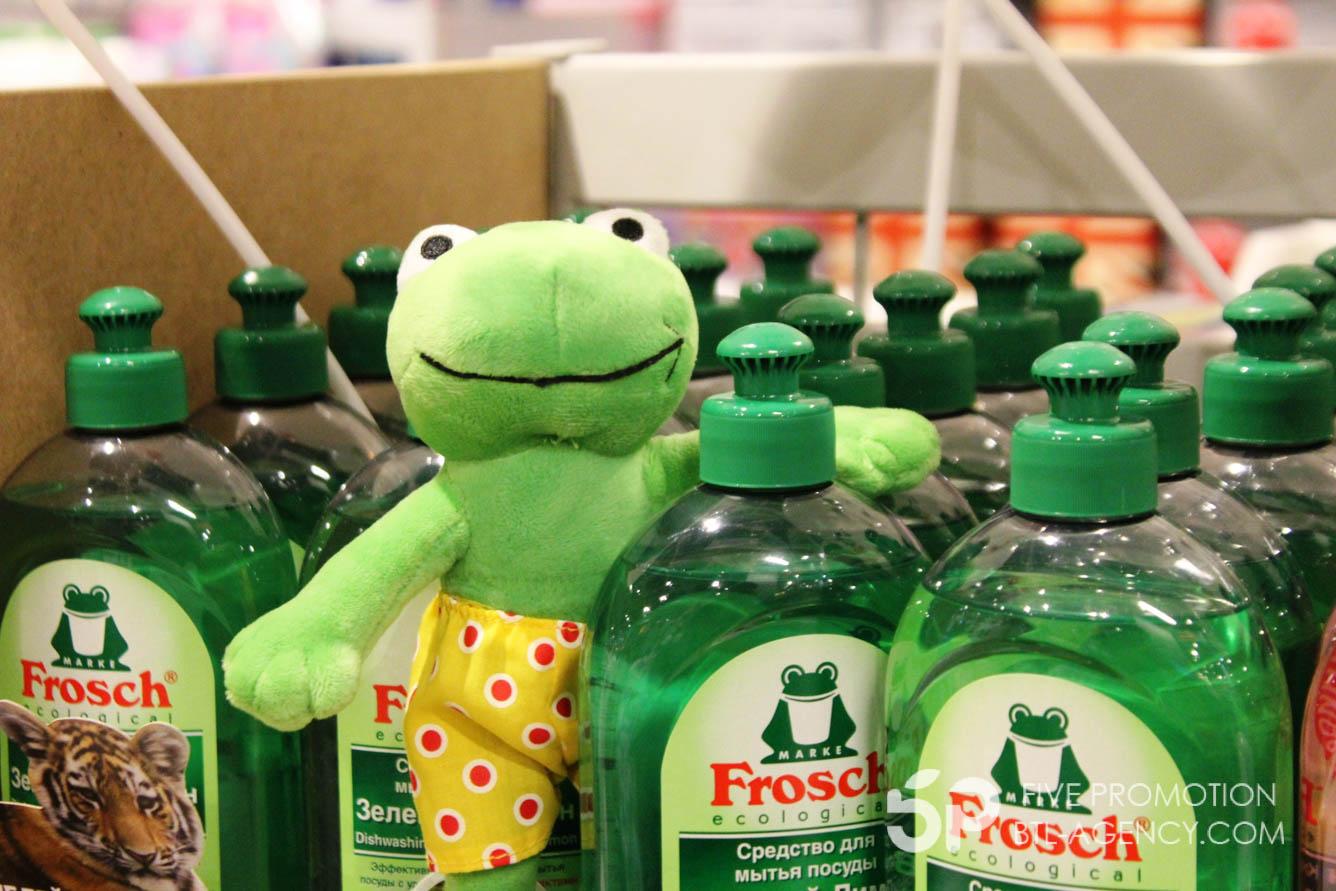 frosch & wwf, консультация, благотворительная акция