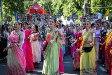 , Фестиваль «День Индии 2019» в парке Сокольники