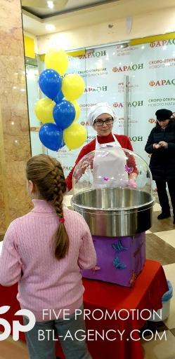 , Проведение лотереи в Ярославле. Промо акция от Столплит. 7 марта 2020 года