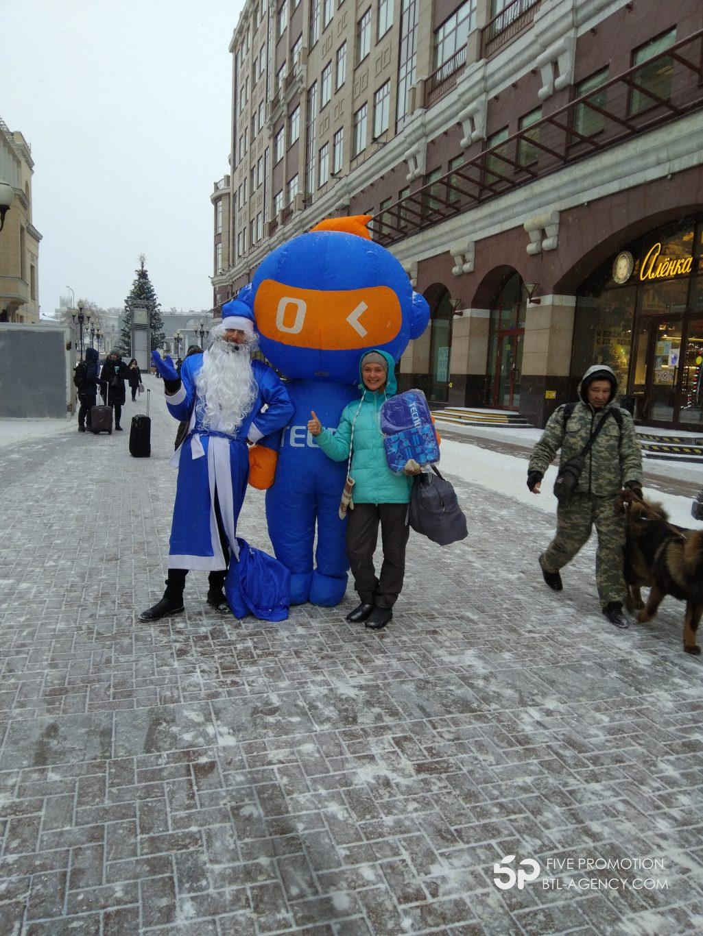, Дед Мороз — подарки Вам принес! Добрая промо акция от TEСNO